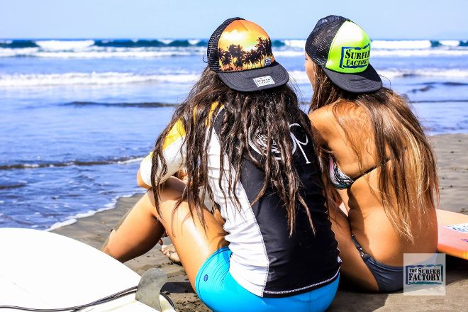 Surfer Factory Surf School, Jaco, Costa Rica