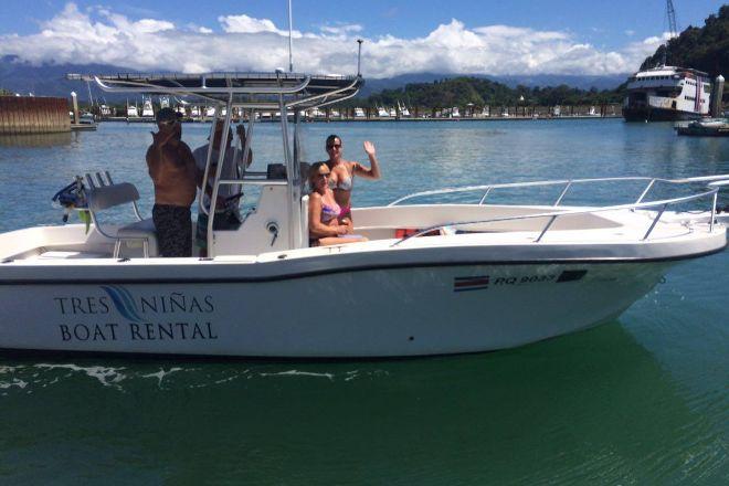 Tres Ninas Tours & Sportfishing, Quepos, Costa Rica