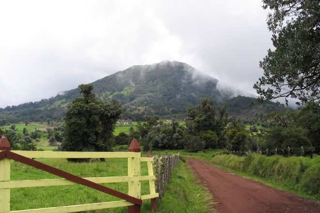 Turrialba Volcano, Cartago, Costa Rica