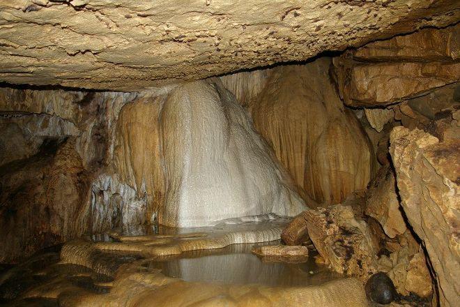 Venado Caves, Arenal Volcano National Park, Costa Rica