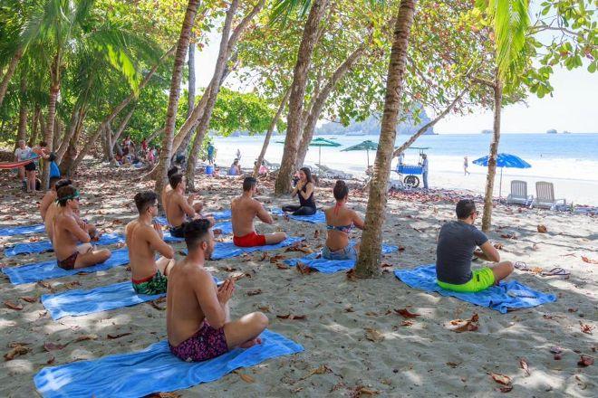 Yoga con Cyn, Quepos, Costa Rica
