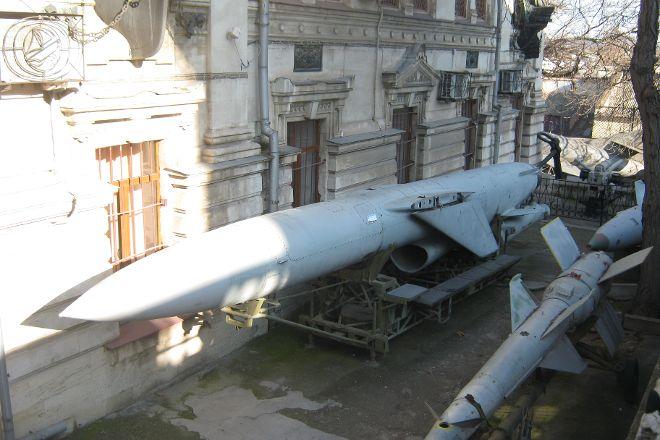 Naval History Museum - Black Sea Fleet History Museum, Sevastopol, Crimea