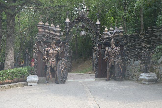 Polyana Skazok Museum, Yalta, Crimea