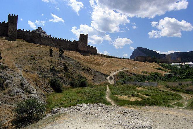 Sudak Fortress, Sudak, Crimea