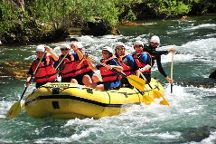 CroActive Rafting Tour, Split, Croatia