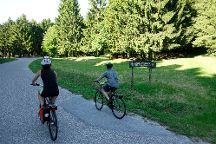Cycling Adriatic, Samobor, Croatia