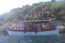 Katarina Cruise Elafiti Island