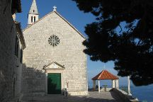 Monastery of Our Lady of Andela, Orebic, Croatia