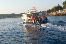 Pula Boat Excursions