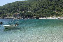 Pupnatska Luca Beach, Korcula Town, Croatia