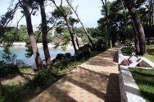 Suha Punta Beach, Kampor, Croatia