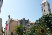 Tower of St. Christopher, Rab Town, Croatia