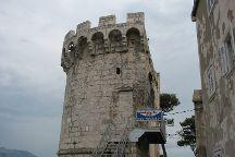 Zakerja Tower, Korcula Town, Croatia