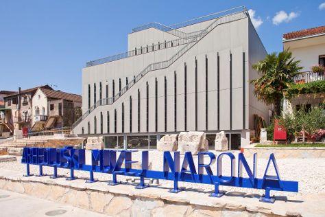Narona Archaeological Museum, Vid, Croatia