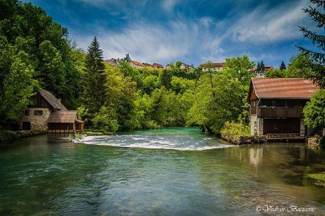 Stari grad Slunj, Slunj, Croatia