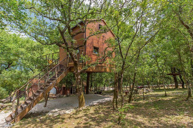 Adventure Park Cadmos Village, Cilipi, Croatia