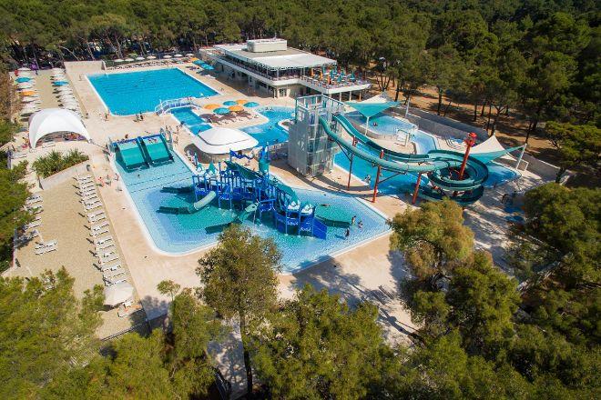 Aquapark Cikat, Mali Losinj, Croatia