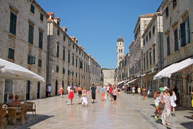 Brsalje Street, Dubrovnik, Croatia
