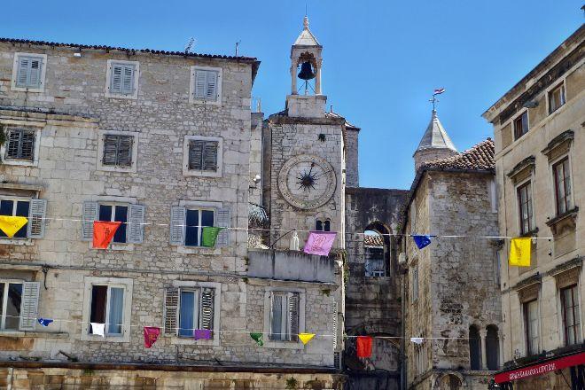City Clock, Split, Croatia