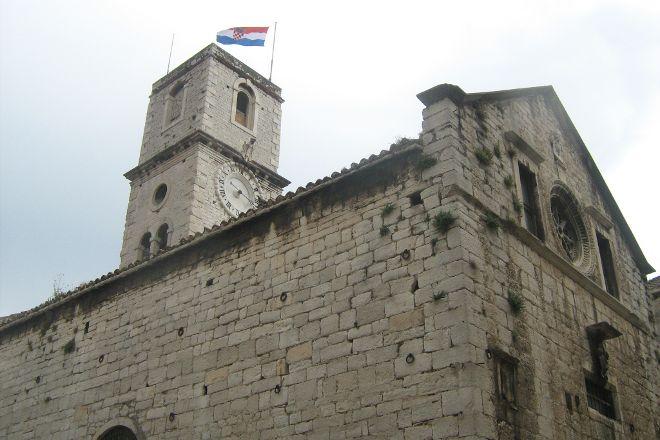 Crkva sv. Ivana Krstitelja, Sibenik, Croatia