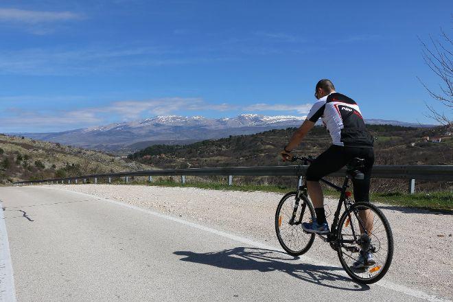 Dalmatia Bike Tours, Sinj, Croatia
