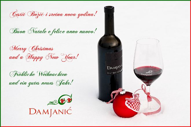 Damjanic Wines, Porec, Croatia