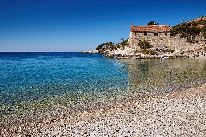 Dubovica Beach, Zarace, Croatia