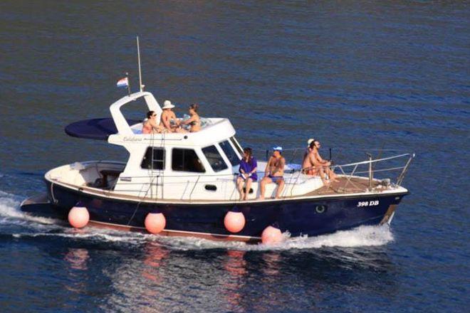 Dubrovnik Boat Tours, Dubrovnik, Croatia