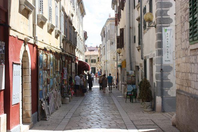 Eufrazijeva Street, Porec, Croatia