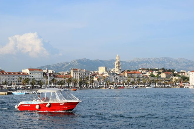 Five Islands Tour, Split, Croatia