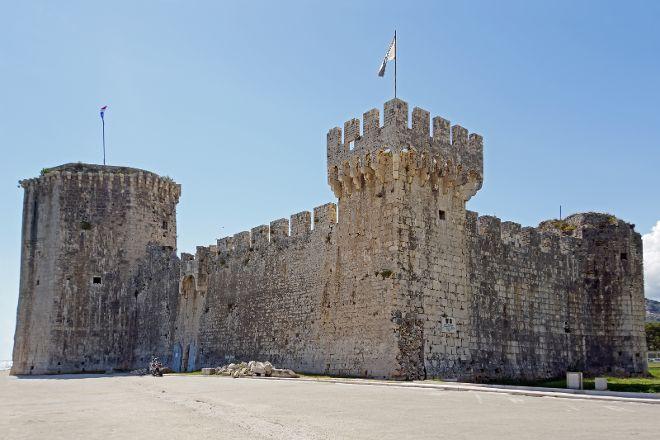 Fortress Kamerlengo, Trogir, Croatia