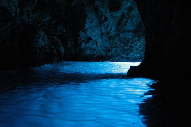 Hello Blue Cave, Split, Croatia