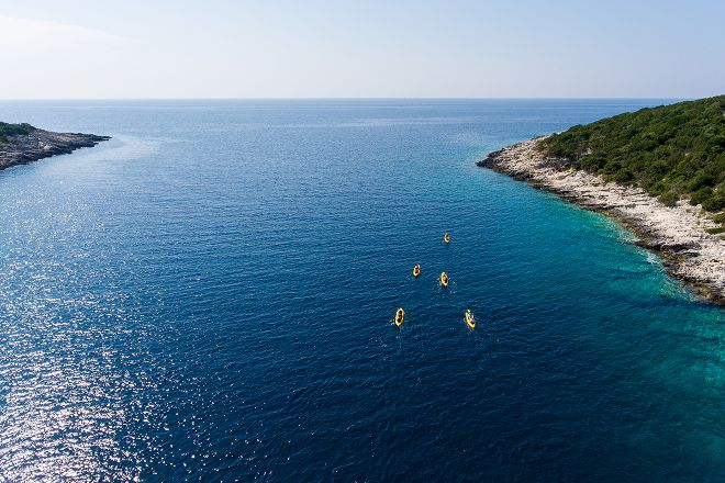 Kayak & Bike Adventure, Zadar, Croatia