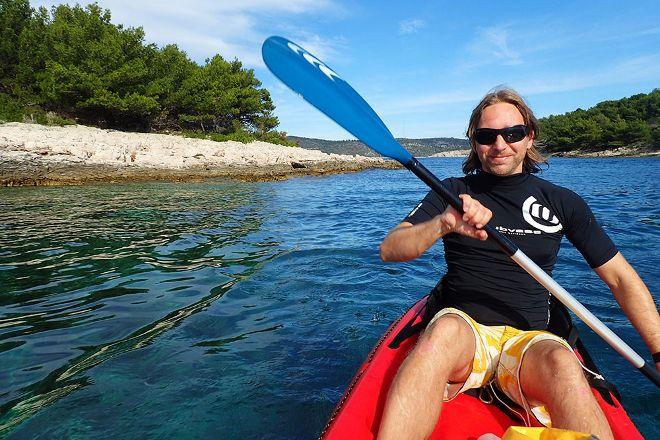 Kayak & SUP Hvar, Hvar, Croatia