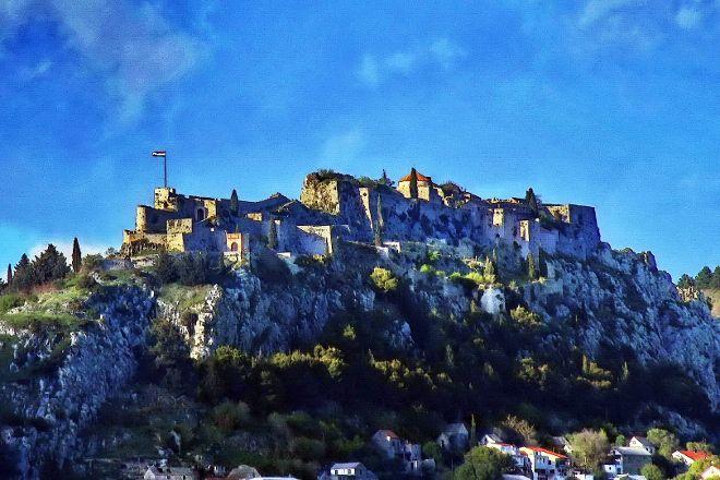 Kliška tvrđava, Klis, Croatia