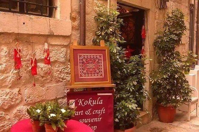 Kokula Art and Craft Shop, Dubrovnik, Croatia