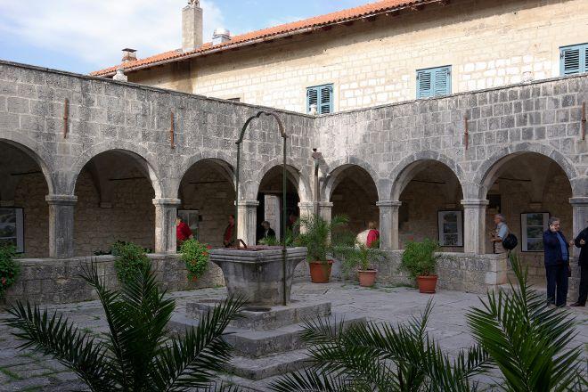 Kosljun - Monastery Museum, Krk Island, Croatia