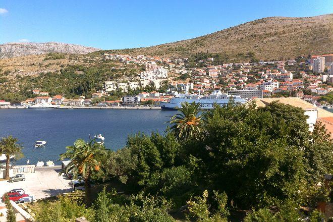 Lapad, Dubrovnik, Croatia