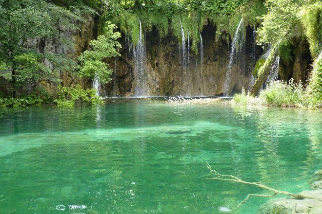 Mali Buk, Plitvice Lakes National Park, Croatia
