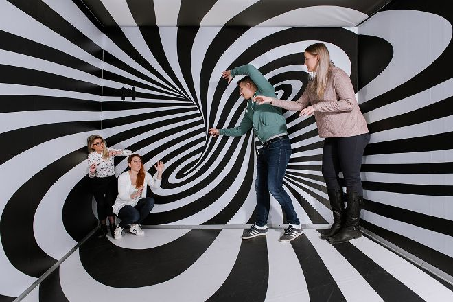 Museum of Illusions, Zagreb, Croatia