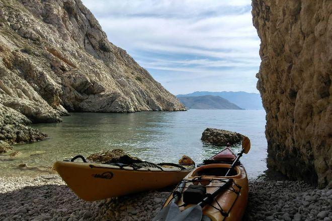 Northern kayak adventures Croatia, Krk, Croatia
