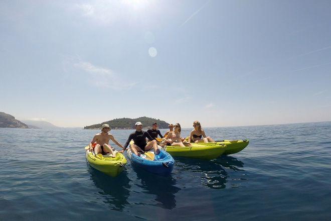 Nota Kayaking, Dubrovnik, Croatia