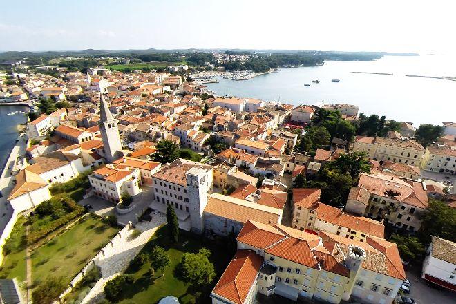 Porec Old Town, Porec, Croatia