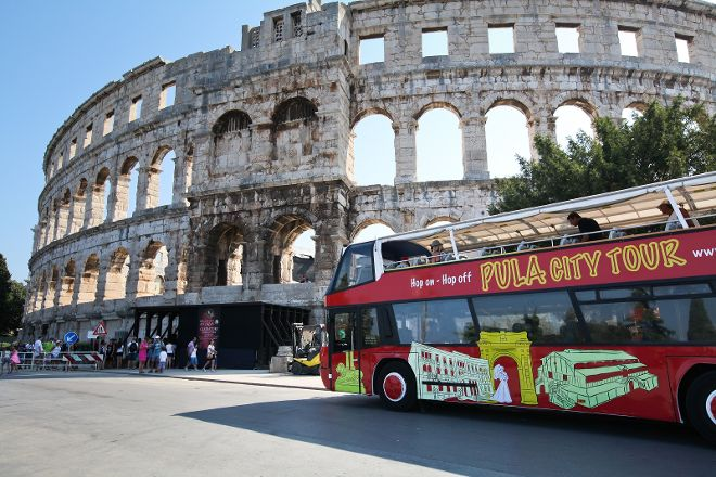 Pula City Tour, Pula, Croatia
