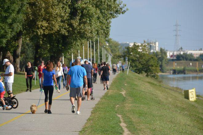 Recreational Sports Center Jarun, Zagreb, Croatia