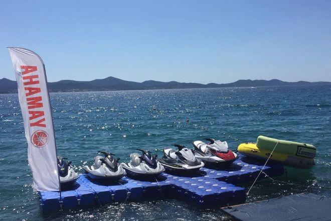 Rent A Jet Ski Kolovare Beach, Zadar, Croatia