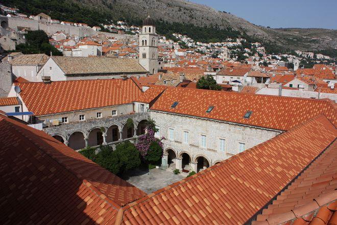 Samostan Sv.klare, Dubrovnik, Croatia