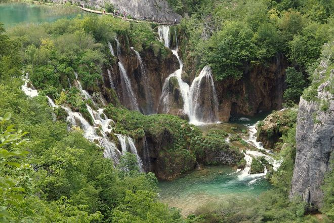 Sastavci, Plitvice Lakes National Park, Croatia