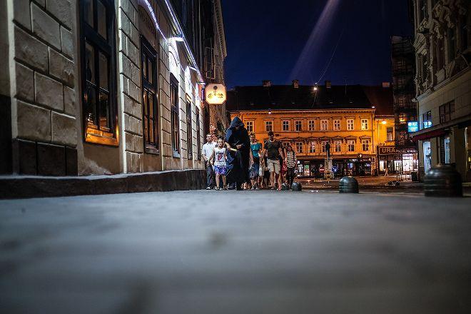 Secret of Gric, Zagreb, Croatia