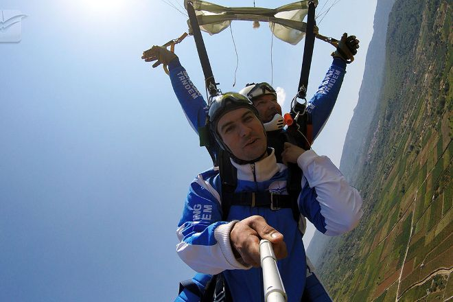 Skydiving Tandem Group, Zagreb, Croatia